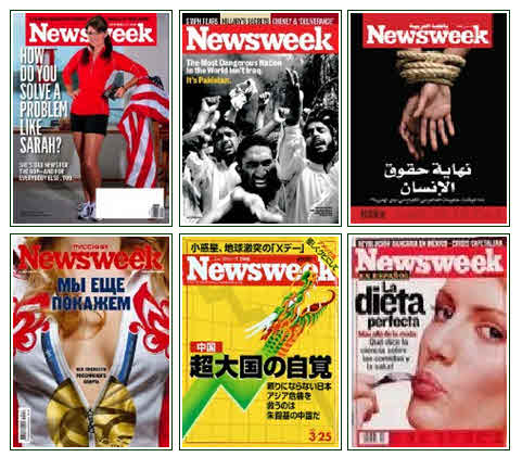 Newsweek intl editions