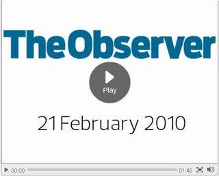 Obersver video