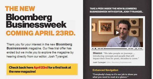 Bloomberg BusinessWeek videos